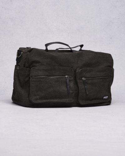 Weekendbags Jason Weekendbag Black från William Baxter