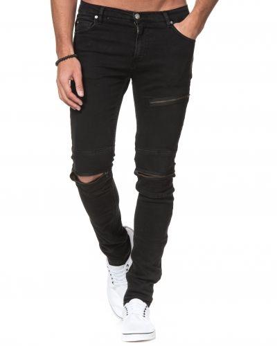 William Baxter blandade jeans till herr.