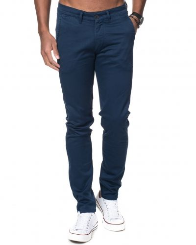 Joshua Slim Soft Velour By Nostalgi chinos till killar.