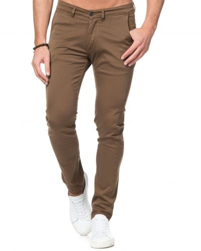 Velour By Nostalgi Joshua Slim Springtime Brown