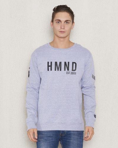 Grå sweatshirts från Adrian Hammond till killar.