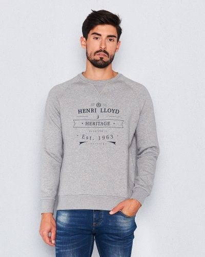 Henri Lloyd Kemsing Crew Sweat Grey
