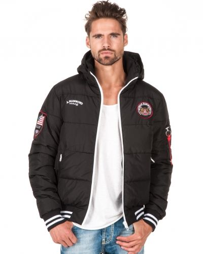 Adrian Hammond Lance Jacket Black