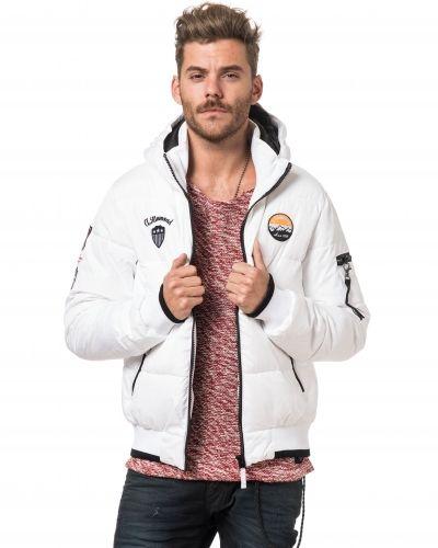 Adrian Hammond Lance Jacket White