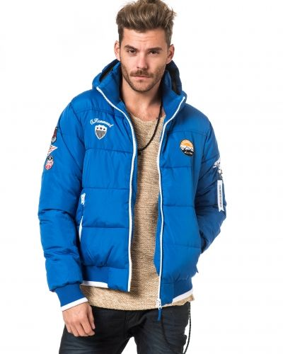 Adrian Hammond Lance Jacket Blue