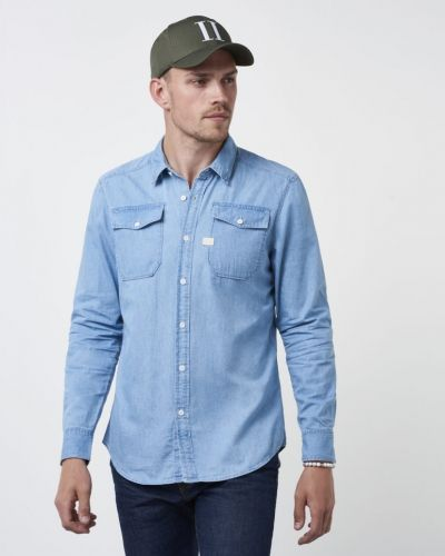 Jeansskjorta från G-Star till herr.