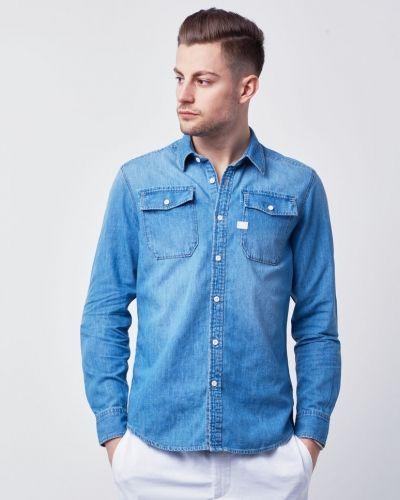 Landoh Shirt Light G-Star jeansskjorta till herr.