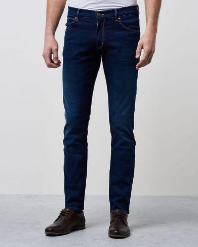 Larston Comfy Break Wrangler blandade jeans till herr.