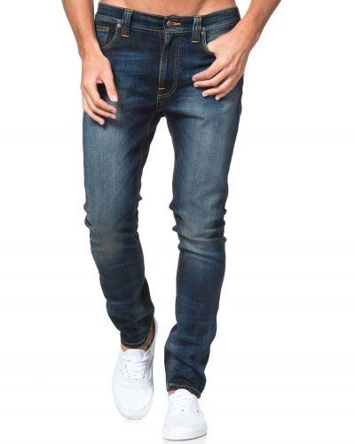 Lean Dean Peel Nudie Jeans blandade jeans till herr.
