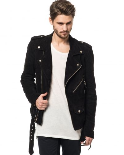 BLK DNM Leather Jacket 5 Svede