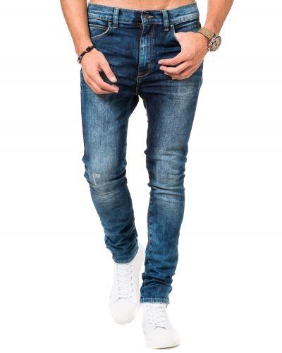 Jeans Leon Mid Blue från Dr.Denim
