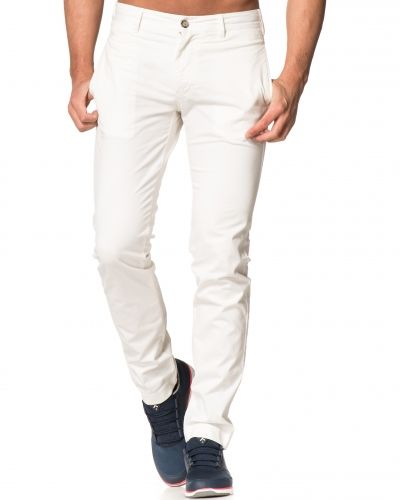 Morris Light Twill Chino 02 White