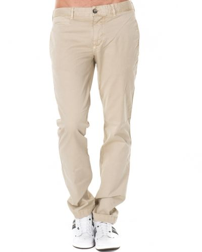 Chinos Light Twill Chino Khaki från Morris