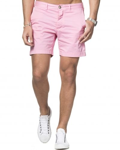 Morris Light Twill Shorts Pink