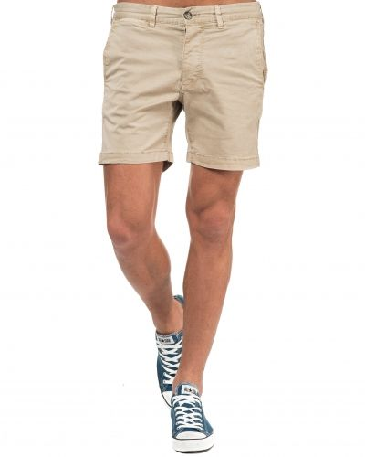 Morris Light Twill Shorts