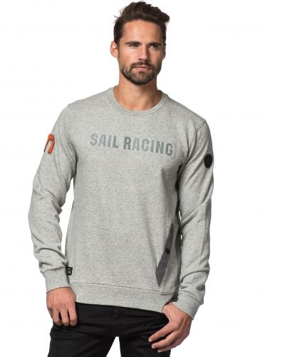 Sail Racing Loft Sweater 925 Grey Melange