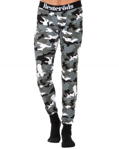Long Johns 373 City Camo Long Johns från Resteröds, Långkalsonger