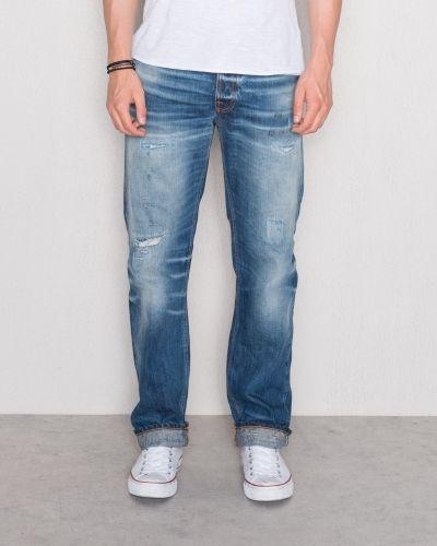Nudie Jeans regular jeans till herr.