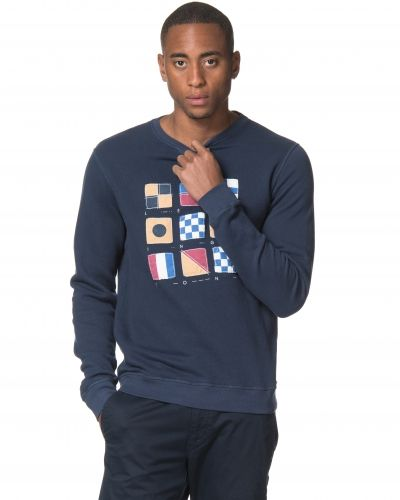 Lexington Lucas Sweatshirt Deepest Blue