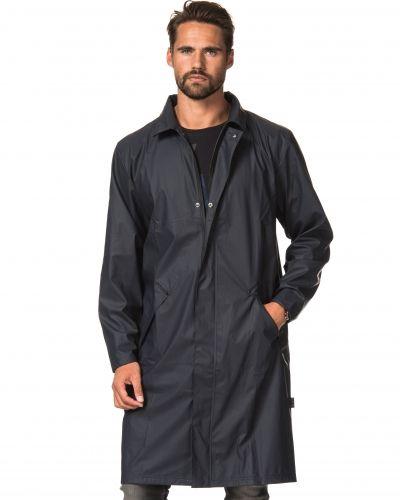 Rock Mac Coat Blue från Rains