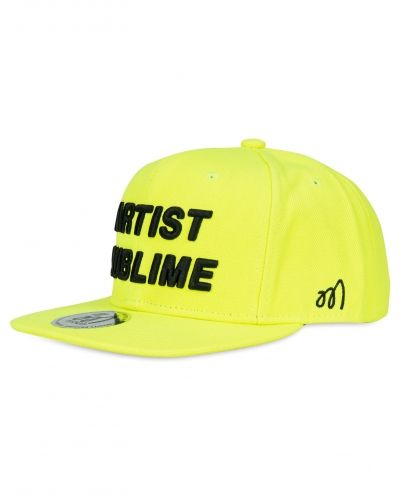 Mouli Macke Cap Neon Yellow