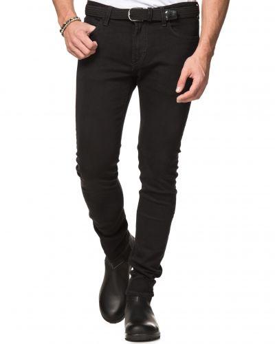 Till herr från Lee, en svart blandade jeans.