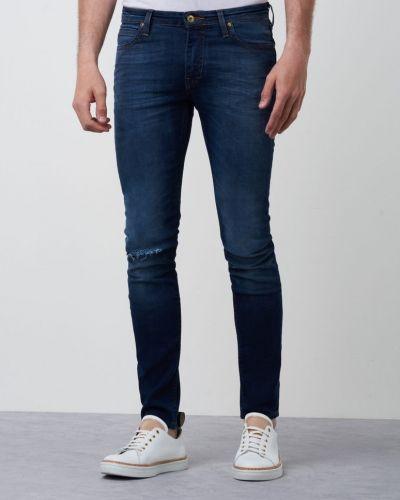 Malone True Lee blandade jeans till herr.