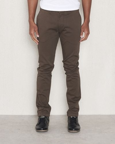 Chinos Marco 800 Brown från NN.07