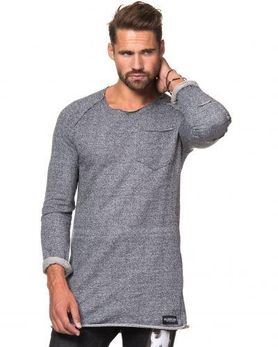 Adrian Hammond Mario Sweater Dark Grey