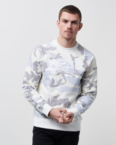 Marvin Dot Camo WeSC sweatshirts till herr.