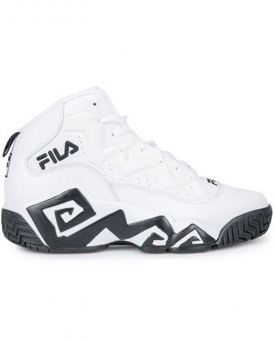 2f9bb049ea9 Till herr från Fila, en vit höga sneakers.