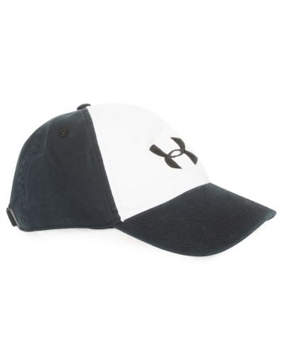 Men's UA Washed Curved Adjustable Cap 001 Under Armour huvudbonad till herr.