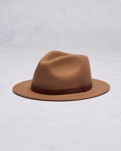 Brixton hatt till herr.