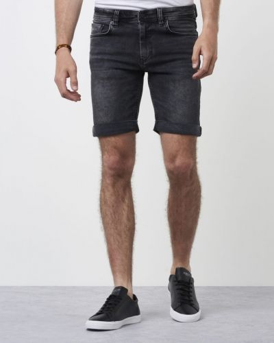 Mike Short Dirty Grey Just Junkies jeansshorts till killar.