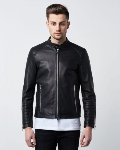 MZ2 Leather 00 Jofama skinnjacka till herr.