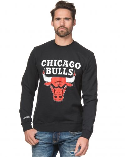 NBA - Chicago Bulls Mitchell & Ness sweatshirts till killar.