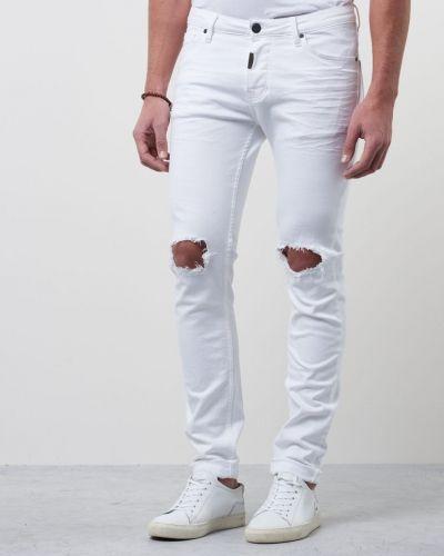 Nevada White Tear Adrian Hammond jeans till herr.