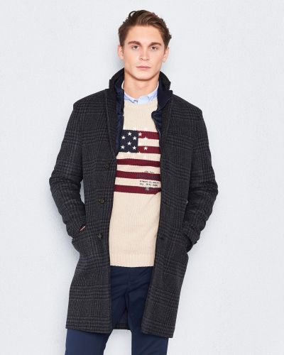 Rock New Check Chase 024 Grey Check från Tommy Hilfiger