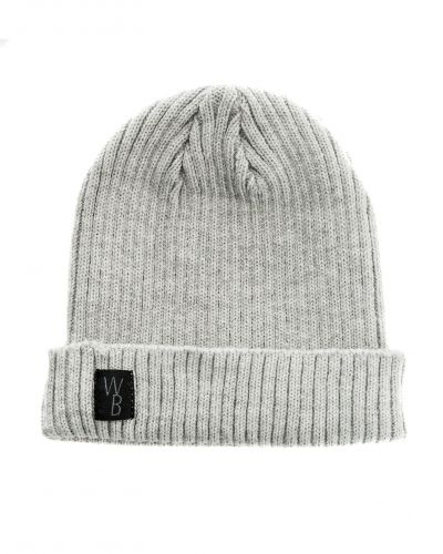 William Baxter Noel Beanie Greymelange