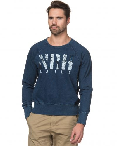 Sweatshirts Ocean Blue Sweat V00 Blue från North Sails