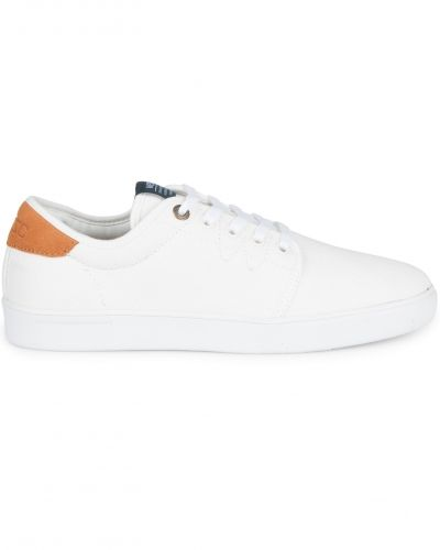 WeSC Off Deck Off White Snea Low Top