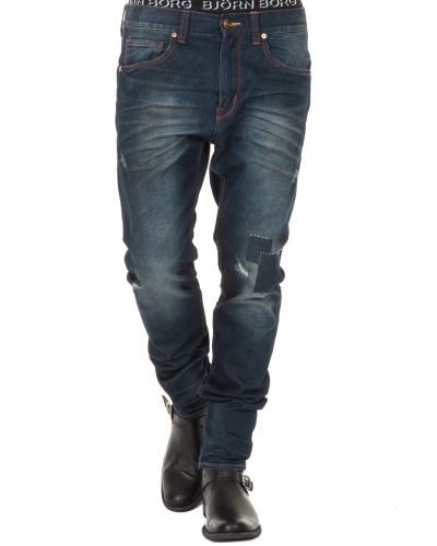 Dr.Denim Old Jam Jack Dark Destroyed Jeans