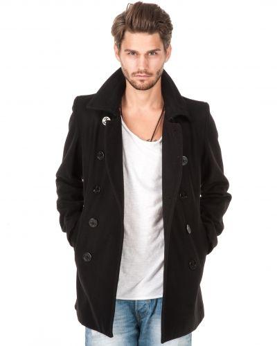 Dr.Denim Old Jam Lance Coat Black