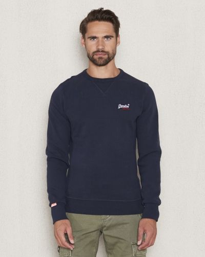 Orange Label Crewneck Sweat Truest Superdry sweatshirts till killar.