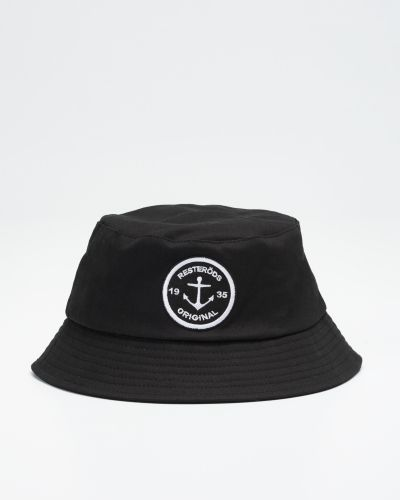 Hatt Original Bucket Hat Black från Resteröds