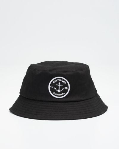 Hatt Original Bucket Hat Black från Resteröds