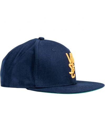 WeSC Overlay Snapback Baseball Cap Dark Sapphire
