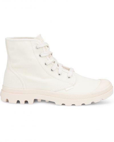Till herr från Palladium, en höga sneakers.