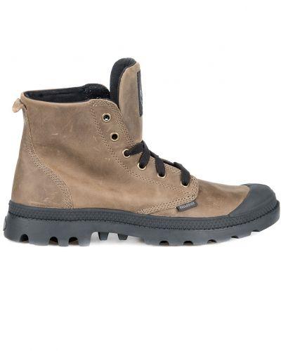 Pampa Hi Leather 311 Palladium höga sneakers till herr.