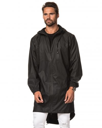 Rains Parka Black
